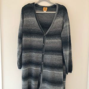 Women's Ruby Rd Long Cardigan